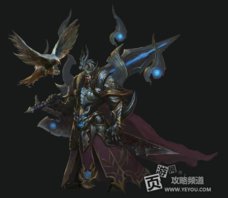 页游大青云人物介绍