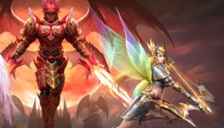 """暗黑大天使》寻找到了新的突破点,以""""免费升级VIP""""模式,在免费与付费玩家之间,构架"""