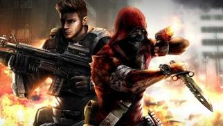 组队杀人最刺激的3D枪战页游《玩命枪战》搏杀试玩