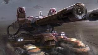 这次《钢铁苍穹》重塑红警,在外星重燃联盟和尤里两大阵营的战争,旨在给大家带来一点当初的感觉。