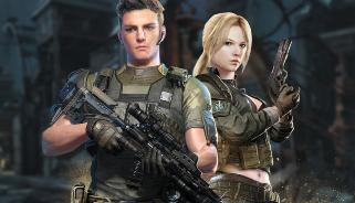 生死防线重温枪神岁月 3D射击网页游戏《战地联盟》试玩