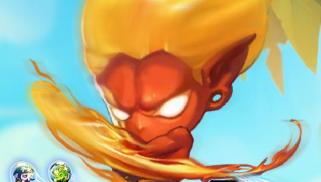 《弹珠侠》是一款以弹珠玩法为主导的H5网页游戏,画风Q萌卡通,完美融合卡片收集、英雄养成、益智消除三大系统