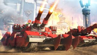 3D装甲射击竞技网页游戏《暴走装甲》超神体验